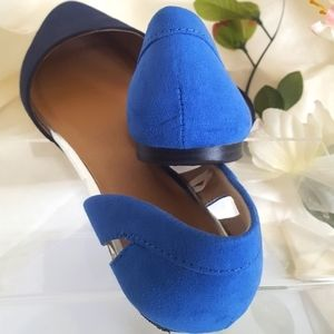 Gap☆Suede Flats   Pointed Toe